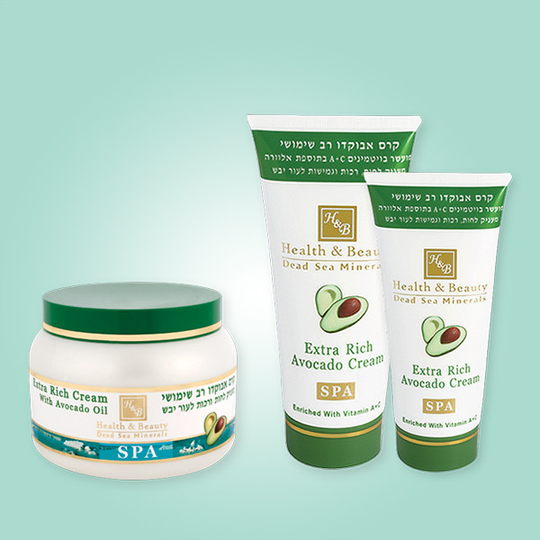 Creme multi usage hydratante avocat